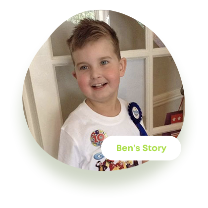 Ben's Story With Mitochondrial Disease