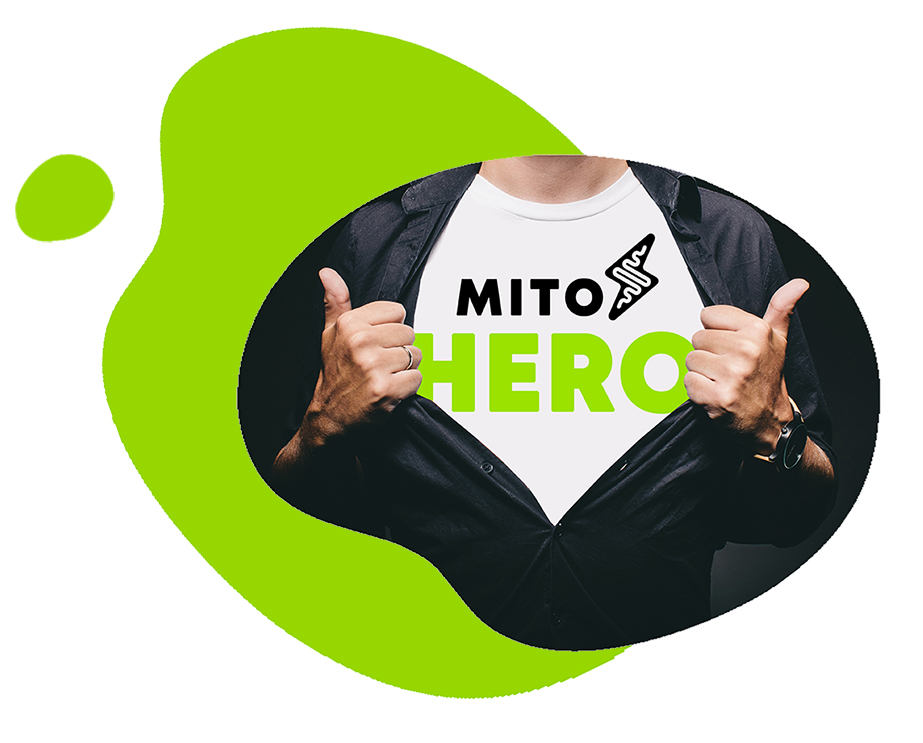 Mito Heroes - Mitochondrial Disease Supporters