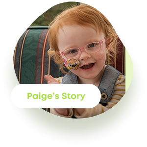 Paige's Story With Mitochondrial Disease