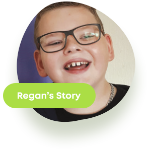 Regan's Story With Mitochondrial Disease