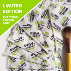 Face Wipes Display - Limited Edition