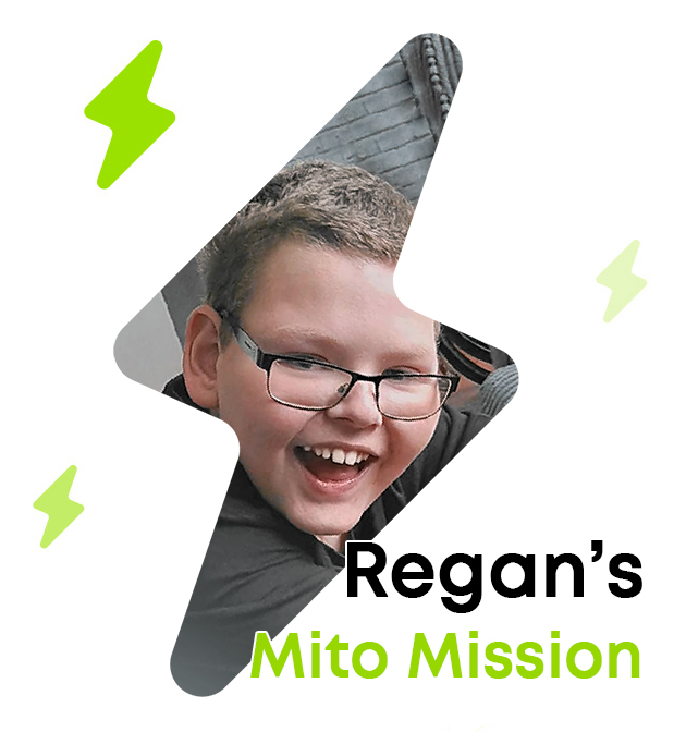 Regan's Mito Mission