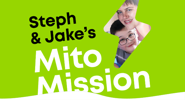 Steph & Jake's Mito Mission Launch