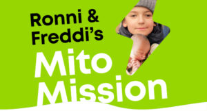 Ronni & Freddi's Mission Launch Nov20